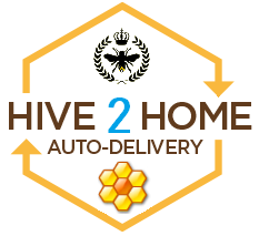 Hive2Home Honey Delivery Service